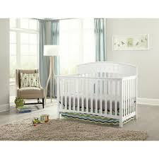 Charleston Convertible Crib Graco Charleston Convertible Crib White