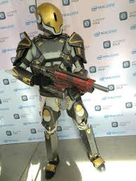 destiny costume gearbox community badass bill doran of punished props gearbox