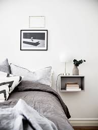 Bedroom Side Tables by Photography By Jonas Berg For Stadshem Www Gravityhomeblog Com