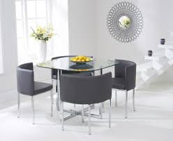 glass dining room table sets square glass dining table sets great furniture trading company