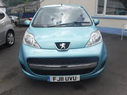 peugeot 20 used 2011 peugeot 107 envy special edition only 20 road tax