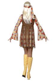 Woodstock Halloween Costume Womens 1960s Groovy Baby Costume
