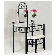Glass Vanity Table With Mirror Vanities Bedroom Weekends Only Furniture U0026 Mattress