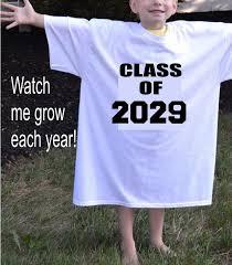 cool high school graduation gifts class of 2029 shirt kindergarten t shirt day of school photo
