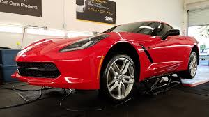 lifted corvette does auto detailing with quickjack help business blog