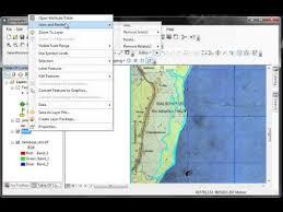 fungsi layout peta dalam sig adalah tutorial arcgis belajar pengenalan tool 1 pengenalan fungsi clip