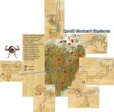 Eso Skyshard Map Skyshard Cyrodiil