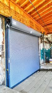 Overhead Door Model 610 Rolling Steel Doors