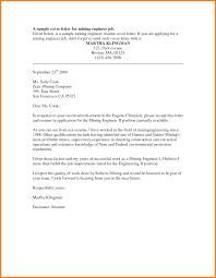 engineering resume cover letter 6 job lettet formate for engineering ledger paper download mining engineer resume cover letter in word format