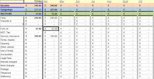 Ebay Excel Template Diy Self Employed Ebay Seller Accounting Bookkeeping Software