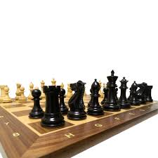 tournament legionnaires ebonized chess set
