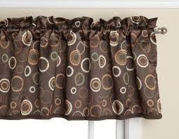 Chocolate Brown Valances For Windows 107 Best Home U0026 Kitchen Window Treatments Images On Pinterest
