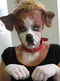 prosthetic halloween makeup prosthetics for boxer dog make up a photo on flickriver
