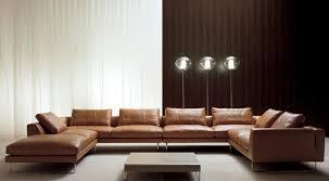 canape cuir modulable canape modulable cuir avec supplémentaire marron décorations
