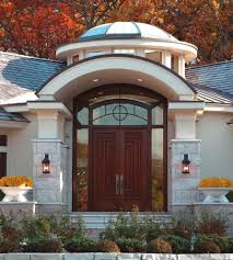 contemporary front doors entry traditional with metal roof shake