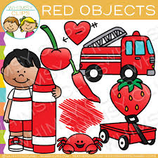 red color objects clip art images u0026 illustrations whimsy clips