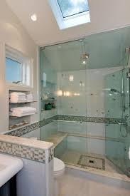 glass tile for bathrooms ideas glass tile bathroom designs intended for home bedroom idea