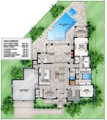 Modern Contemporary House Plans House Plan 43226 Contemporary Modern Plan With 7419 Sq Ft 4