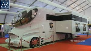 mukesh ambani new vanity van spotted in mumbai that worth 25