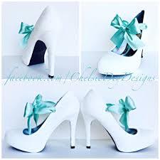 mint wedding shoes white and mint high heels glitter heels with aqua seafoam green