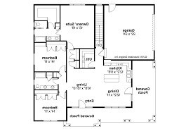 craftsman floorplans bungalow house plans company one story floor craftsman american