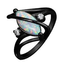 white fire rings images Category rings magick jewelry png