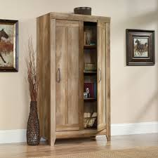 sauder corner bookcase curio cabinet dakota pass display cabinet sauder awesome curio