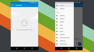 contacts app android contacts app gets better labels duplicate management and more