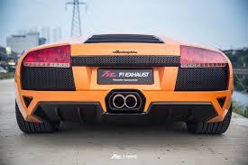 Lamborghini Murcielago Lp640 4 - lamborghini murcielago lp640 4 valvetronic exhaust system fi exhaust