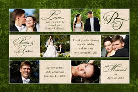 wedding gift thank you wording things to prepare a wedding thank you card interclodesigns