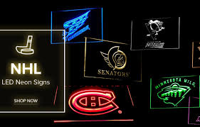 best led neon sign personalized home bar game room sign