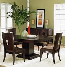 dining room decorating ideas traditional white substantial legs