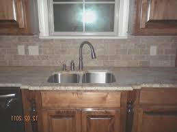 backsplash awesome faux brick kitchen backsplash best home