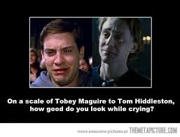 Toby Meme - toby mcguire always has weird faces meme by adricalcagni