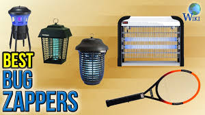 Outdoor Bug Lights by 10 Best Bug Zappers 2017 Youtube