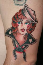 mariner tattoo by hb tattoo