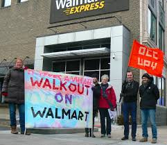 walmart black friday strike walmart not my tribe