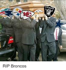 Broncos Raiders Meme - steelers memes raiders rip broncos football meme on me me
