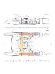 sailing catamaran p1500
