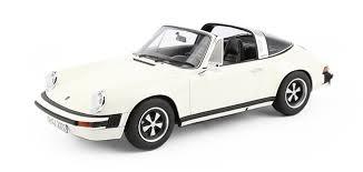porsche 911 model cars 1974 porsche 911 2 7 targa 1 18 by gt spirit scale model