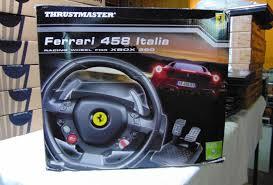 ferrari steering wheel thrustmaster ferrari 458 italia racing wheel u2013 srbija comp