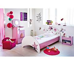 but chambre fille lit 90 x 190 cm fee lilas 299408 lits but