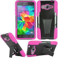Att Rugged Phone Phone Case For At U0026t Samsung Go Prime Prepaid Smartphone Pink