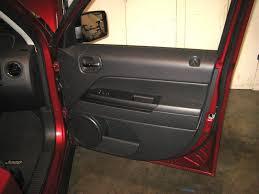 jeep patriot speakers 2007 2016 jeep patriot suv front passenger interior door panel