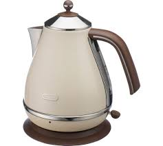 Delonghi Vintage Cream Toaster Buy De U0027longhi Vintage Icona Kettle Cream At Argos Co Uk Your