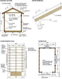 shed floor plan 8 12 storage shed plans detailed blueprints for building a shed