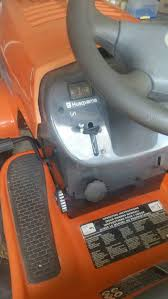 husqvarna yth 150 hydrostatic riding lawn mower for sale in