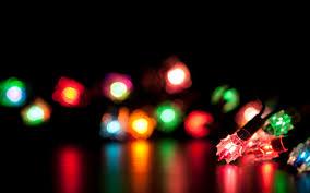 christmas lights desktop wallpaper 8534 2560 x 1600