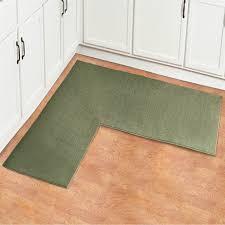 corner cabinet kitchen rug l shaped berber corner rug runner