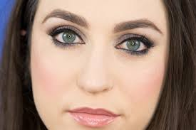 this navy u0026 purple smokey eye is a must try makeup look more com